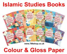 Safar Year 1 - 7  Illustrated & Workbooks Available – Islamic Studies Series New